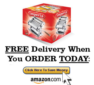 Click to buy Imperia pasta machine
